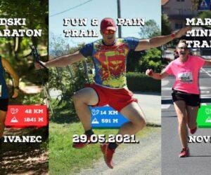 2. brdski maraton Ivanec-Novi Marof